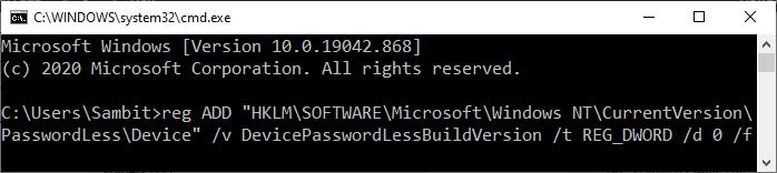Registry Mod