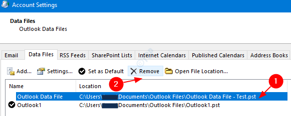 Remove The File