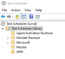 Task scheduler library