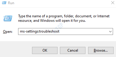 ms settings troubleshoot