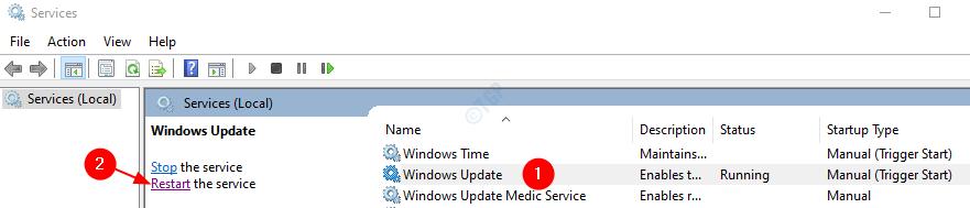 WindowsUpdateservice