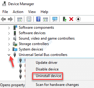 Device Manager Universal Serial Bus Controllers Asmedia Usb 3.0 Extensible Host Controller Uninstall Device