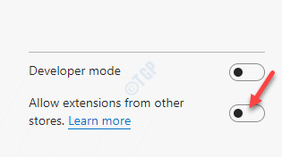 Edge Extensions Allow Extensions From Other Stores
