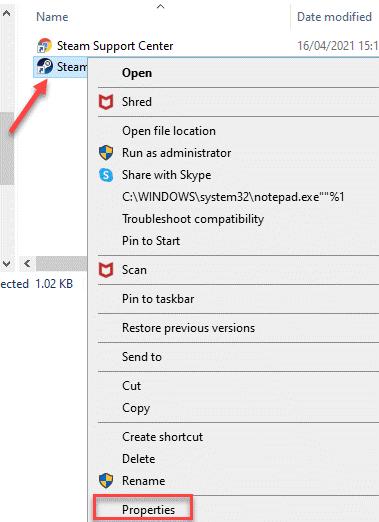 Steam File Location Steam App Right Click Properties Min