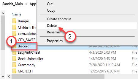 Discord Delete After Appdata Min