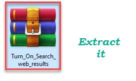 Extract Turn On Min