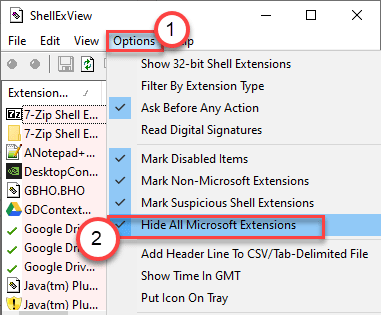 Hide Ms Extensions Min