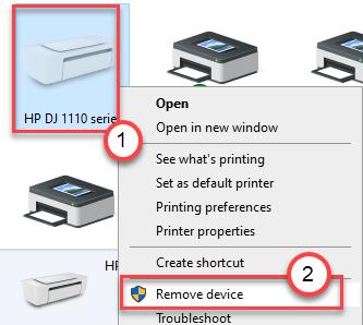 Remove Hp Printer Min