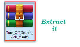 Turn Off Extract Min