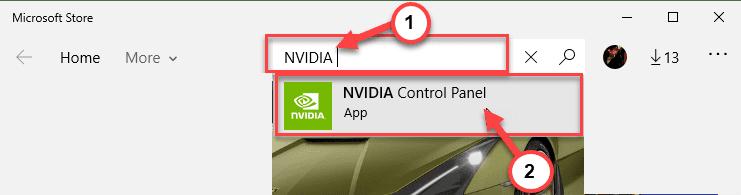 Nvidia Search Min