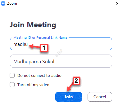 Zoom Join Meeting Meeting Id Join
