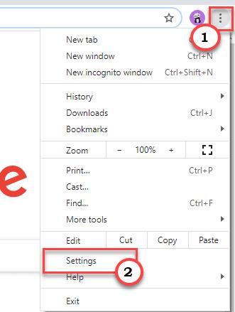 Chrome Settings Min