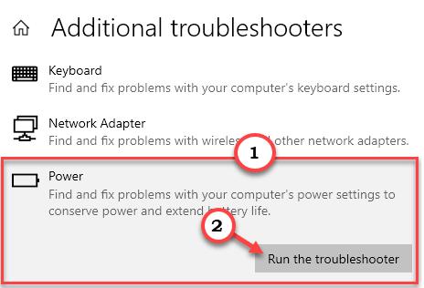 Power Run The Troubleshoote Min