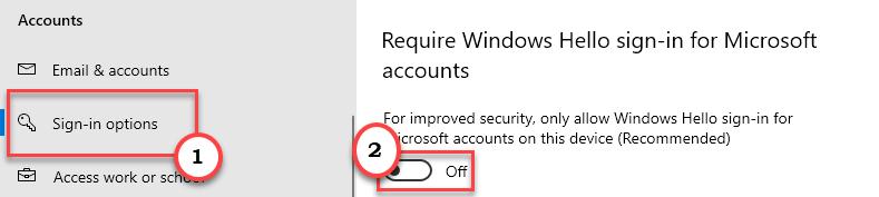Require Windows Hello Sign In Min