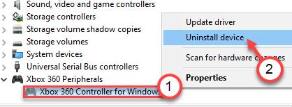 Unistall Xbox Min
