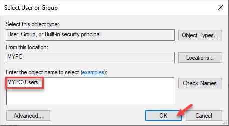 Users Ok Min
