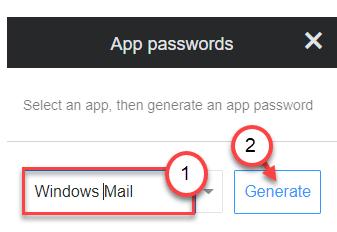 Windows Mail Generate Min