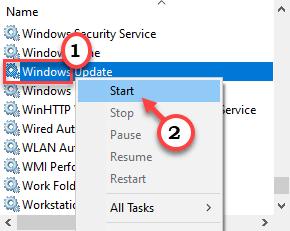 Windows Update Start Min