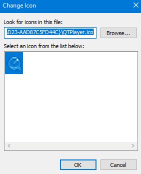 Choose Icon