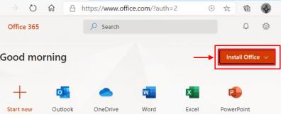 Ms Office Install Online Min