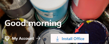 Microsoft Page For The Offline Installer Install Office Min