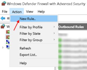 Obs Windows Defender Action Menu Min