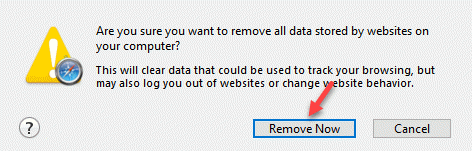 Prompt Remove Now