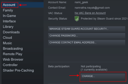 Steam Image Failed Update Account Settings Min