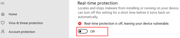 Steam Image Failed Update Firewall Real Time Protection Min