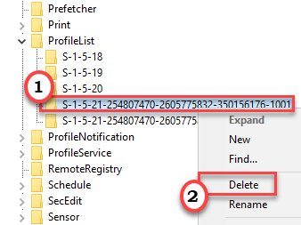 Delet Key Min