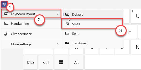 Keyboard Small Min