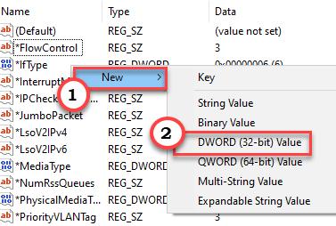 New Dword Min