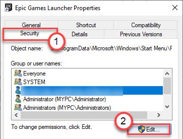 Security Edit Min