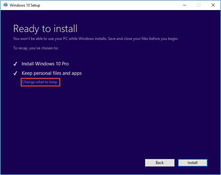 Windows 10 Media Creation Tool 8