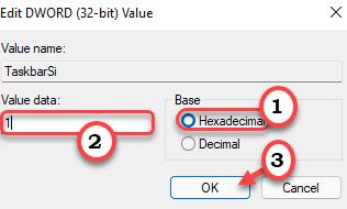 1 To Mid Size Taskbar Min