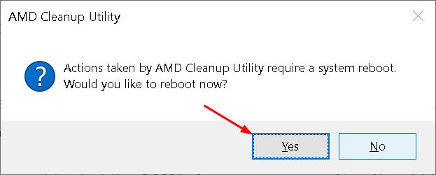 Amd Reboot