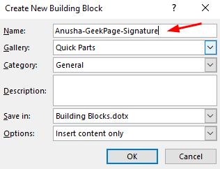Anusha Geekpage Signature Save