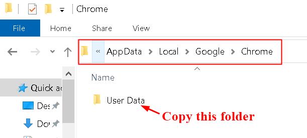Copy User Data Folder Min