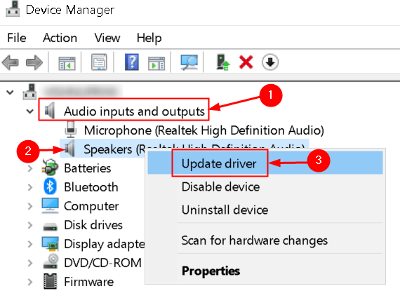 Device Manager Update Audio Drivers Min