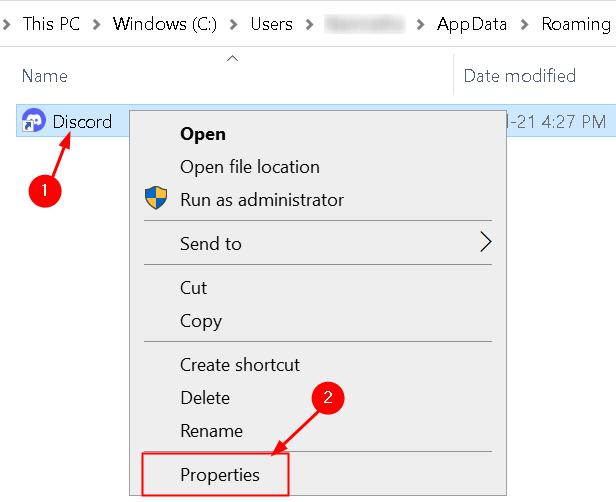 Discord Executable Properties Min