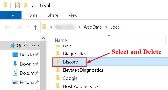 Discord Local Appdata Delete Folder Min