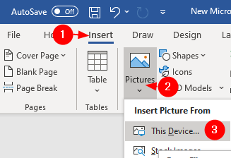 Insert Picture This Device
