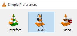 Simple Preferences Audio