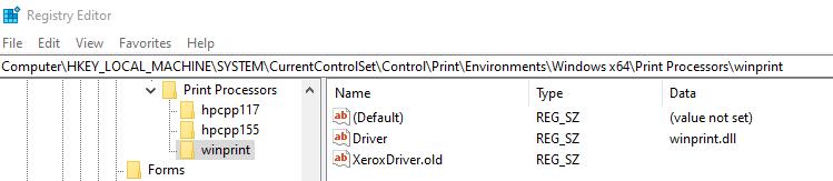 Xeroxdot Old