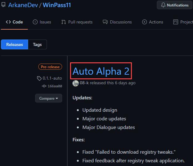 Auto Alpha 2 Min