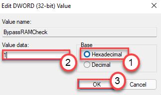 Bypassram Check Dc Min