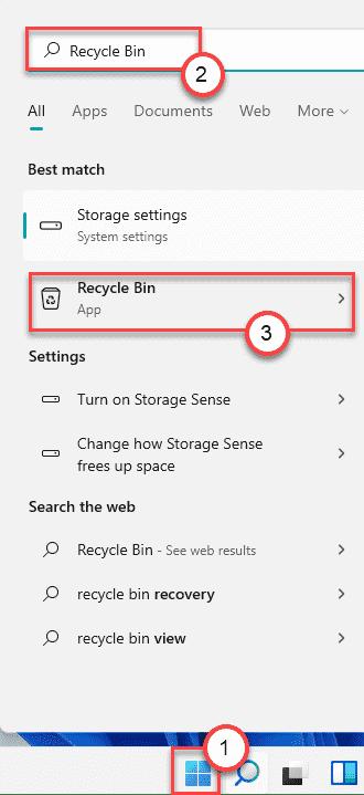 Recycle Bin Min