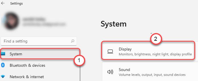 System Display Win 11 Min