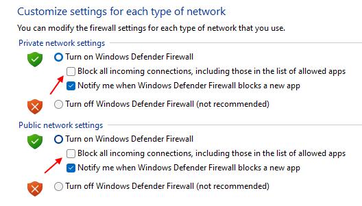 Windows Defender Min