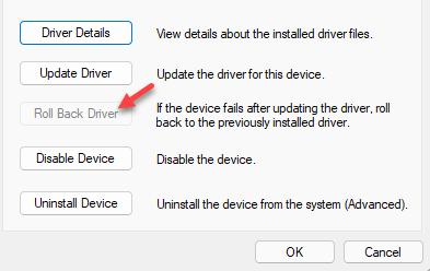 Amd Audio Coprocessor Properties Driver Tab Roll Back Driver
